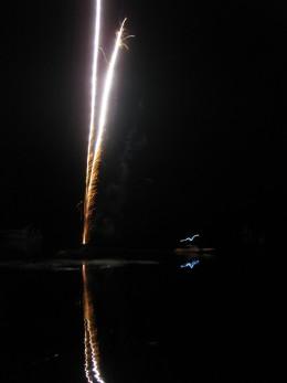 Amateur Fireworks Display