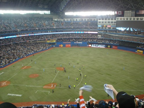 Toronto Blue Jays Game - May Long Weekend