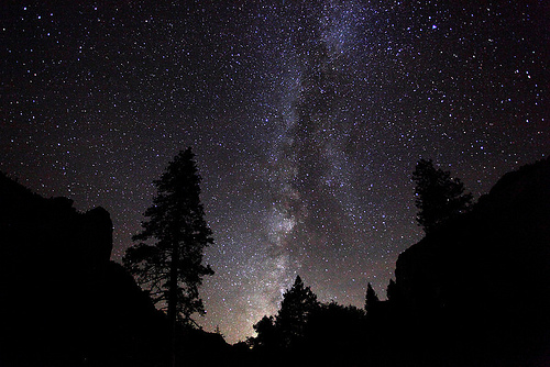 Star-Filled Sky