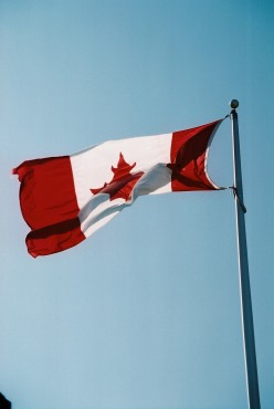 I'm Canadian, ehh - Now let me go back to my igloo