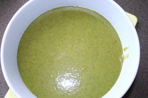 Nettle Soup, Creative Commons
