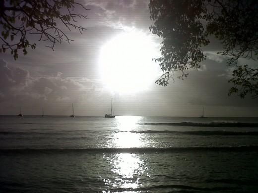 """""""Pigeon Point Tobago"""""""