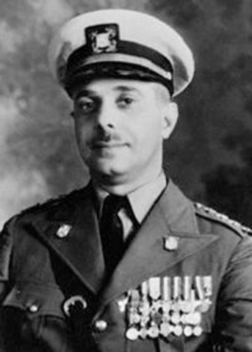 Dictator Rafael Trujillo, d. 1961