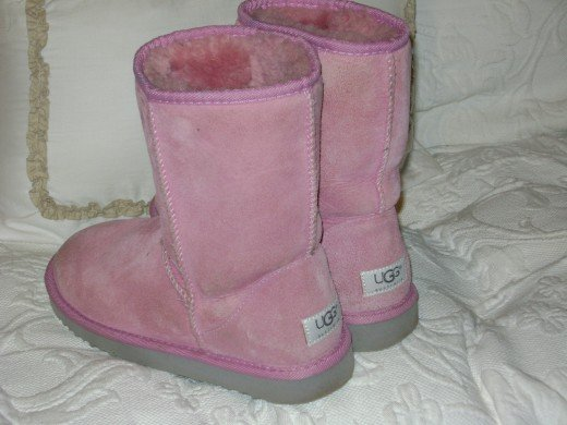Cute, warm and dangerous - my ugg boots