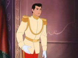Handsome Prince Charming