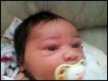 Selah Just a few days old