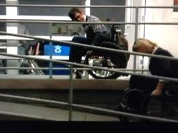 Artie helps Quinn adjust.