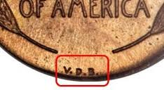 Make sure the VDB intials are on the back of your 1909-S VDB Wheat penny. If there are no initials, then your penny is the 1909-S Wheat penny. The 1909-S Wheat penny is not as valuable as the 1909-S VDB.