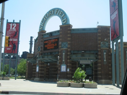 Victory Field - Home of the Indianapolis Indians!