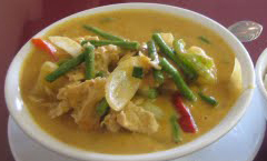 Thai Village Panang Curry with Chicken