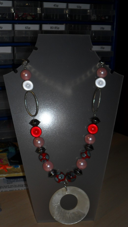 another from the collection using magic beads, which turn transparent with light.