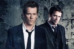 The Following TV show starring Kevin Bacon and James Purefoy