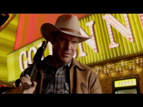Dennis Quaid plays a Rancher and the Sheriff in the Vegas TV show
