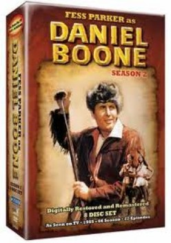 Daniel Boone- Review of a Classic Television Show
