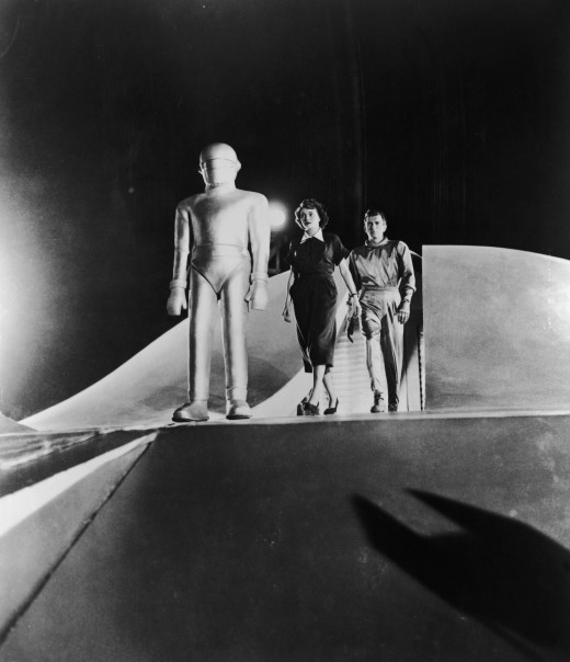 ":The Day the Earth Stood Still"" !1951)"