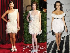 Hot Trend: Feather Dress