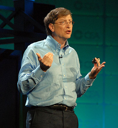 Microsoft founder and philanthropist