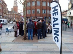 HEALING ON THE STREETS - PSEUDO-EVANGELISM