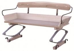 Authentic Wagon Seat