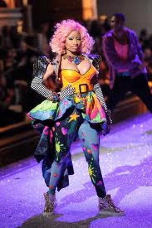 Will Nicki Win this year for the Teen Choice 2012 Fashion Award
