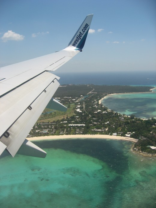 West Jet Seat Sale to the Bahamas