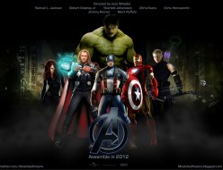 The Avengers - Impressions (2012)