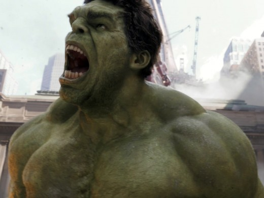 The Hulk, as Realized by Mark Ruffalo