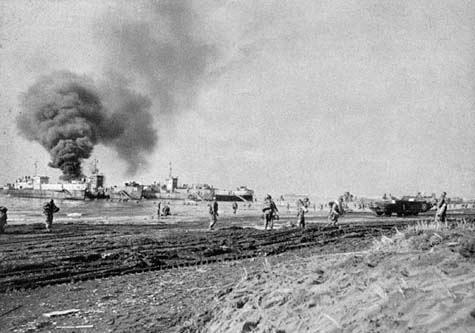 Landings at Anzio