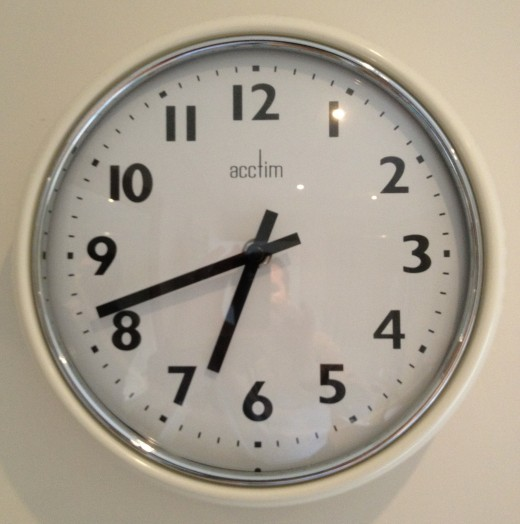 Clock - without Instagram