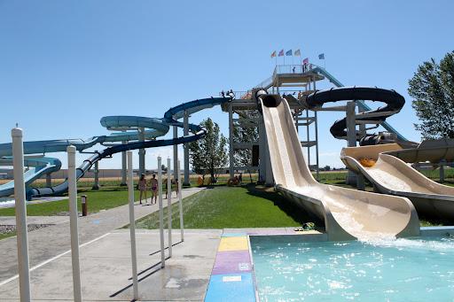 Big splash, Billings, Montana