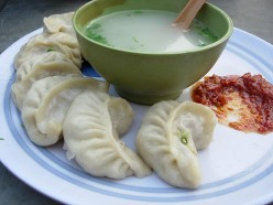 Momo recipe, easy chicken, vegetable, and prawn momos in five simple steps