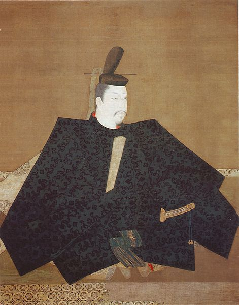 Minamoto no Yoritomo. The first Shogun.