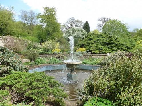 Lydney Park Estate garden