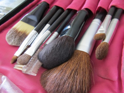 Regularly cleaning your makeup brushes with prolong their useable life and keep you safe from harmful bacteria.