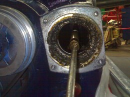 Rebuilding a brake lathe the same as the one above.This one is forty years old and needed very little repair. Quality superb!