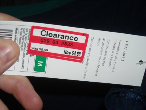 A lot of great things can be found very cheap on clearance