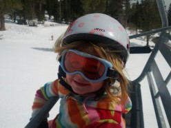 Winter Kids Snow Activities in Lake Tahoe