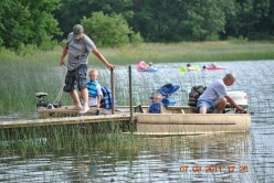Tips for Catching Fish on a Small Lake with Children