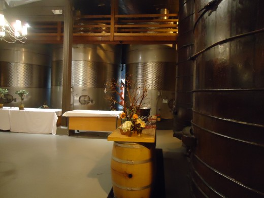 Wine Event Room