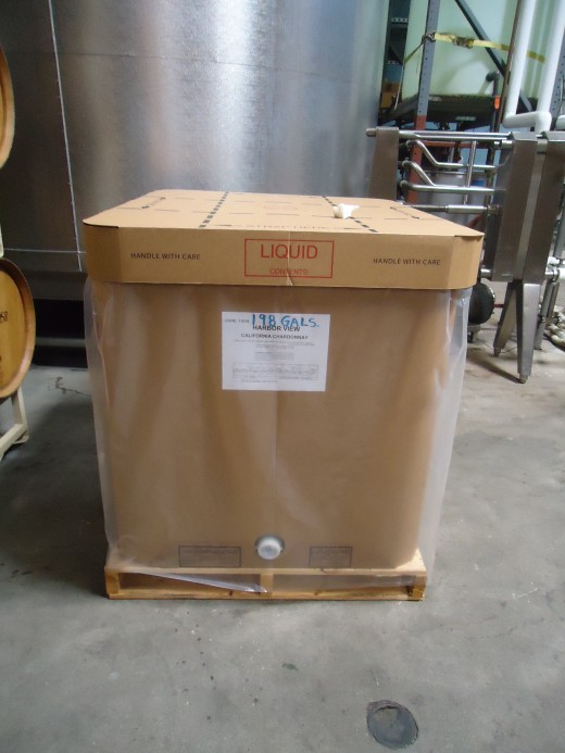 Large Quantity of Wine for Exporting