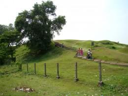 The Rajpat Mound, Gosanimari, Cooch Bihar