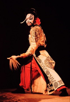 Chinese Opera and Peking Opera Costumes