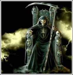 The Mythical Grim Reaper
