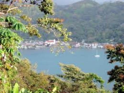Porto Bello Harbor, Panama