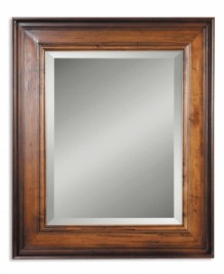 Sizing the Mirror Above Your Bathroom Vanity