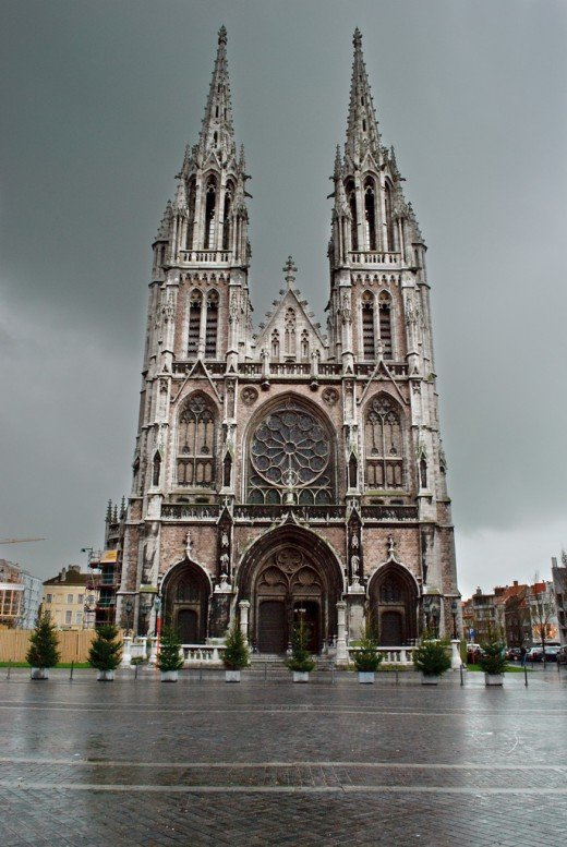 Ostend Cathedral