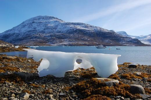 Scenic Qaqortoq