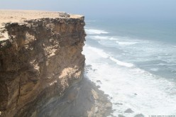 From A Cliff