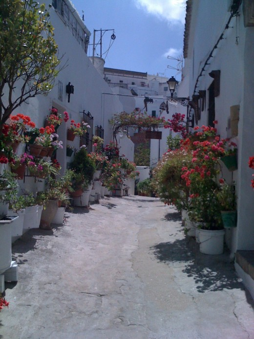 Off the beaten track - Vejer De La Frontera
