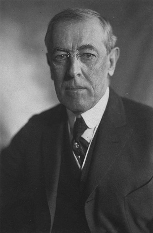 Woodrow Wilson--Historian/Political Scientist before Becoming Governor and President